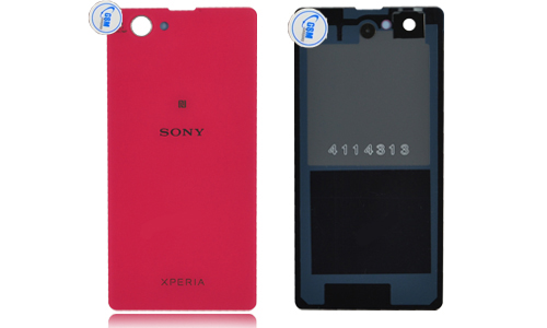 akku deckel backcover f r sony xperia z1 mini compact. Black Bedroom Furniture Sets. Home Design Ideas